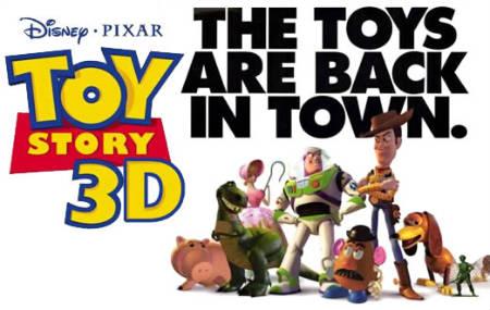 Presentan en el Festival de Cine de Venecia el primer clip de 'Toy Story 3'