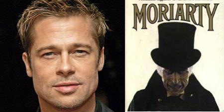 Brad Pitt - Sherlock Holmes