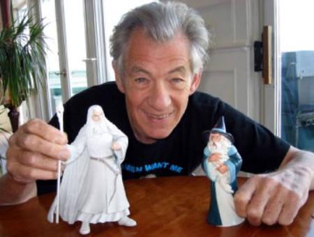 Ian McKellen: Los guiones de 'El Hobbit' estarán listos muy pronto