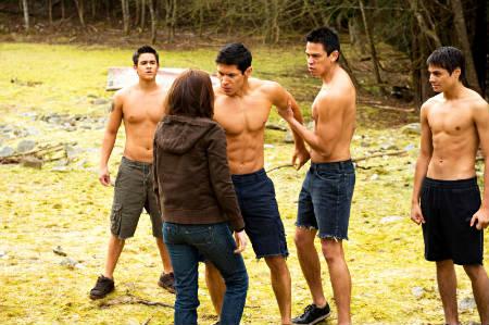 Nuevo trailer de 'Luna Nueva', Bella golpea a Paul