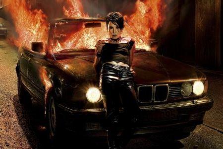 'Millennium 2 - La chica que soñaba con una cerilla y un bidón de gasolina'
