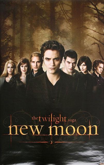 Luna Nueva: nuevos posters   Robert Pattinson