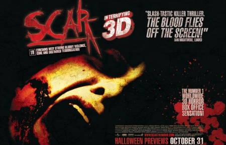 Trailer online de la película 'Scar', estreno 23 de octubre