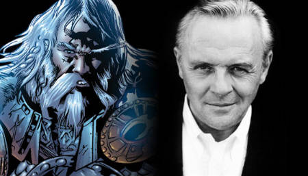 Anthony Hopkins - Odin