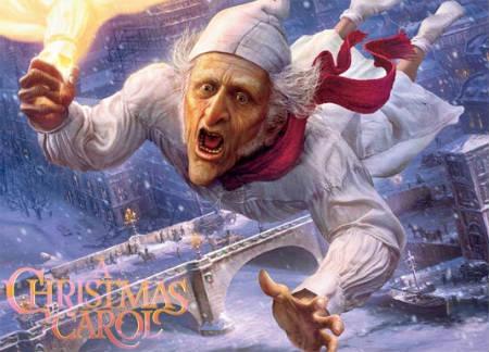 Trailer online de la película 'Cuento de Navidad', estreno 13 de noviembre
