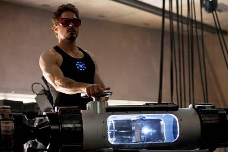 Iron Man 2 presenta nuevas fotos de sus personajes