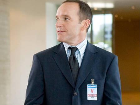 Clark Gregg - Agente Coulson