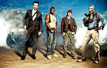 Trailer online de la película El Equipo A, con Bradley Cooper y Liam Neeson