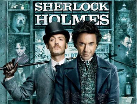 Trailer online de la película Sherlock Holmes, estreno 15 de enero