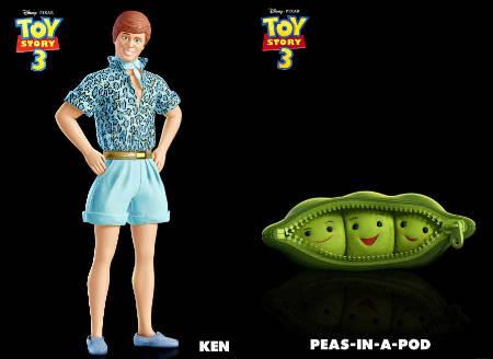 Dos nuevos trailers online y pósters de la película Toy Story 3