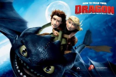 Trailer online de la película Cómo Entrenar A Tu Dragón, estreno 26 de marzo