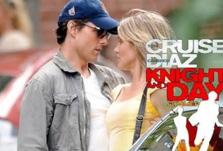 Nuevo trailer online de la película Knight & Day, con Tom Cruise y Cameron Diaz