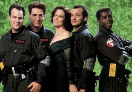 Bill Murray considera escribir el guión de Cazafantasmas 3, aunque dispara contra Columbia Pictures