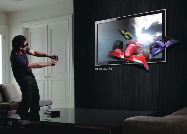 Llega una nueva dimensión a tu casa con Samsung