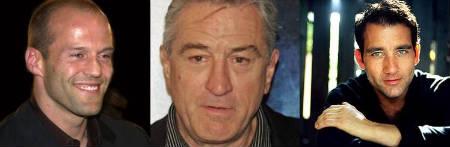 Robert De Niro se une a Jason Statham y Clive Owen en The Killer Elite