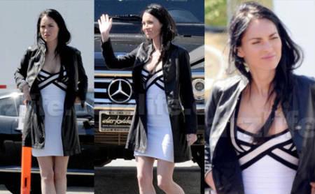 Megan Fox en el set de Transformers 3, Patrick Dempsey podría sumarse al reparto