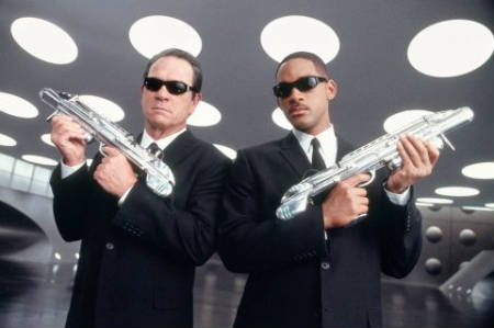 Will Smith y Tommy Lee Jones se reunirán en Men In Black III, en 3D