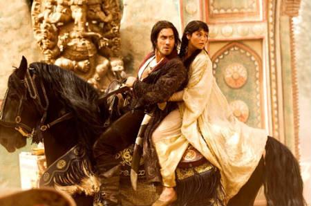 Trailer online de la película Prince Of Persia: Las Arenas Del Tiempo, estreno 21 de mayo