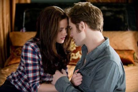 Nueva foto de Robert Pattinson y Kristen Stewart en Saga Crepúsculo: Eclipse