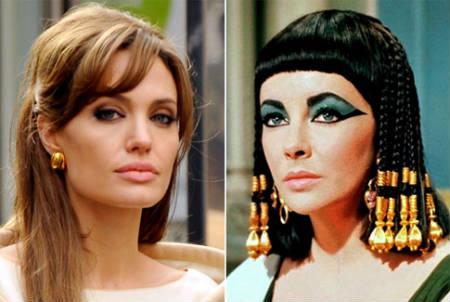Angelina Jolie - Cleopatra