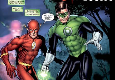 Warner Bros. comienza a trabajar en Linterna Verde 2 y The Flash