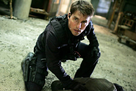 Tom Cruise - Mision Imposible 4