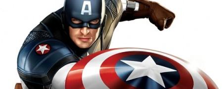 Arte Conceptual de 'Captain America'