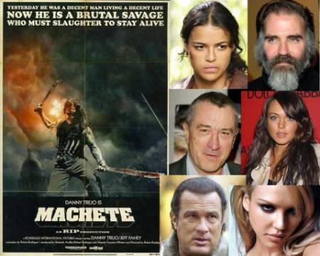 Jessica Alba sexy en nuevo trailer online de «Machete»