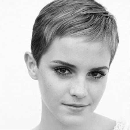 "Emma Watson corta su cabello para personaje en ""The Girl with the Dragon Tatoo"""