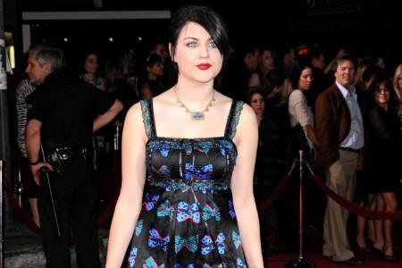La hija de Kurt Cobain, Frances Bean rechazó el protagónico en la «Saga Crepúsculo»