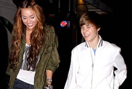 Justin Bieber quiere a Miley Cyrus y Susan Boyle para la remake de «Grease»