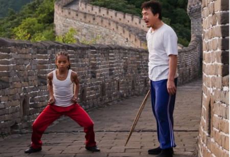 Trailer online de la película «The Karate Kid», estreno 27 de agosto
