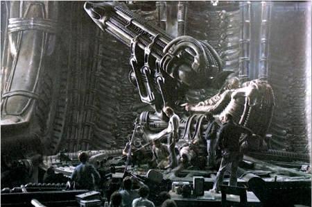 """Ridely Scott adelanta detalles de las precuelas de """"Alien"""""""