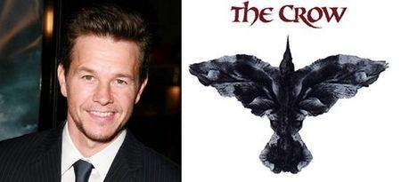 Mark Wahlberg no tomará el papel de El Cuervo