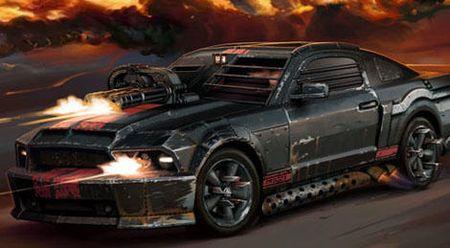 Death Race 3 se encuentra en desarrollo