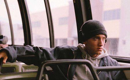 Eminem vuelve al cine con la película Southpaw