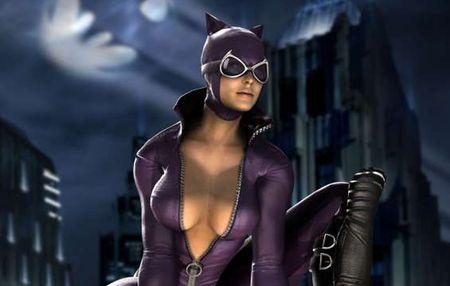 Anne Hathaway será Catwoman, confirmado