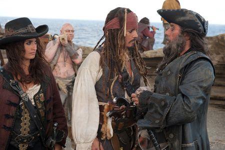 Primeros datos sobre Piratas del Caribe 5