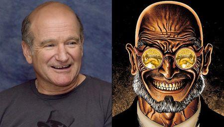 Robin Williams camino de aparecer en la nueva de Batman
