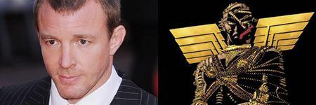 Guy Ritchie podría dirigir Xerxes para Warner Bros.