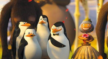 Los pingüinos de Madagascar tendrán su propia película