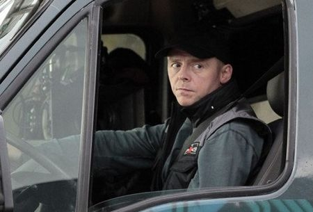 Simon Pegg habla sobre Mission Impossible 4