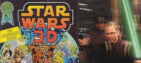 Confirmado el reestreno en 3D de la saga Star Wars