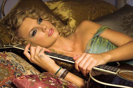 Taylor Swift se une al equipo de voces de The Lorax