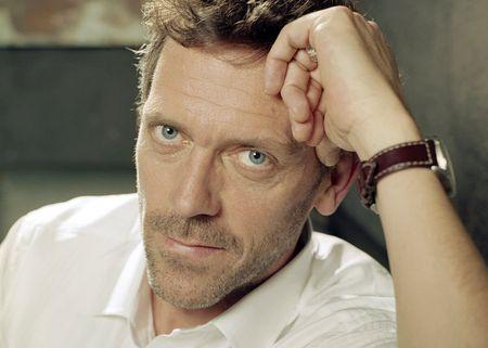 Nuevo trabajo en el cine para Hugh Laurie, el famoso House