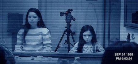 Paranormal Activity 4 ya tiene directores