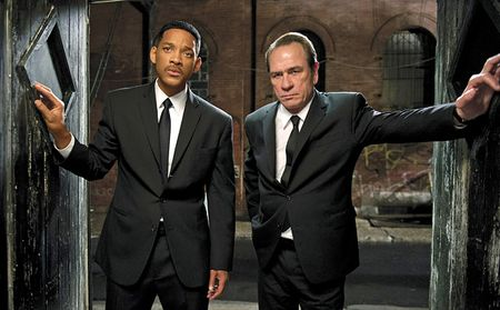 Men in Black 4 está confirmada