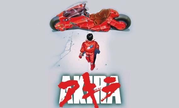 Akira arranca de nuevo