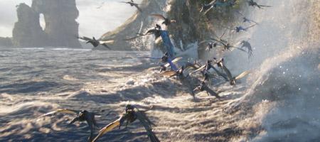 James Cameron rodará la secuela de Avatar en el fondo del mar