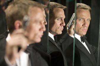 Daniel Craig se somete a cirugía estética por un accidente al rodar James Bond